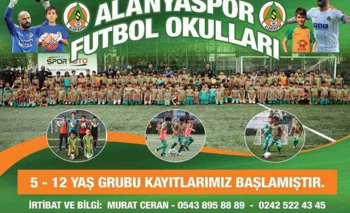 Yaz futbol okulları başlıyor
