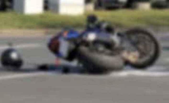 Alanya'da feci motosiklet kazası! 1 yaralı