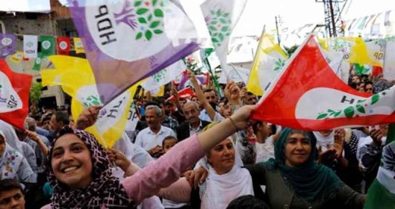 HDP'den 23 Haziran seçimine günler kala dikkat çeken çıkış