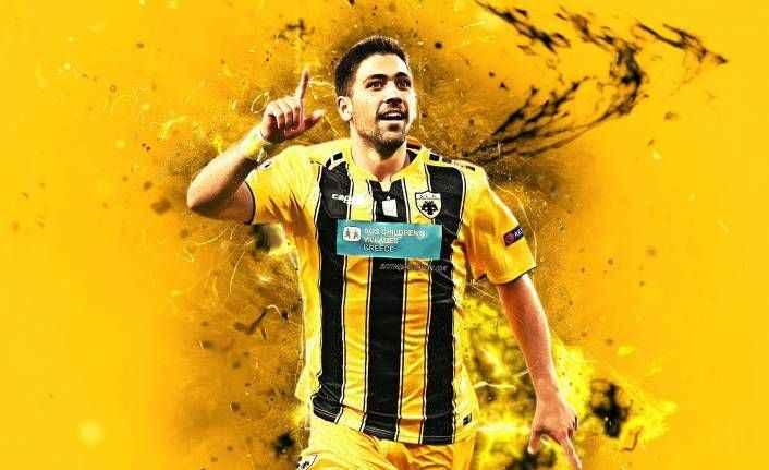 Alanyaspor, Anastasios Bakasetas'ın transferini bitirdi