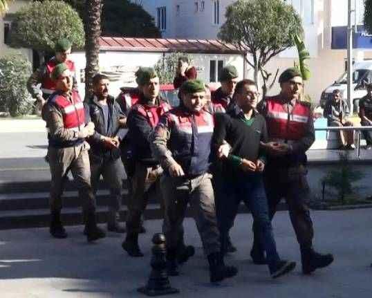 Manavgat'ta Suriyeli cinayetinde iki sanığa 25'er yıl hapis