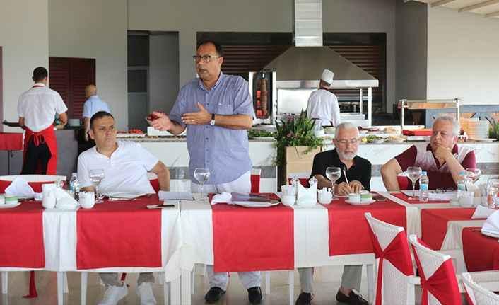ALTİD Başkanı Sili'den çarpıcı turizm değerlendirmesi