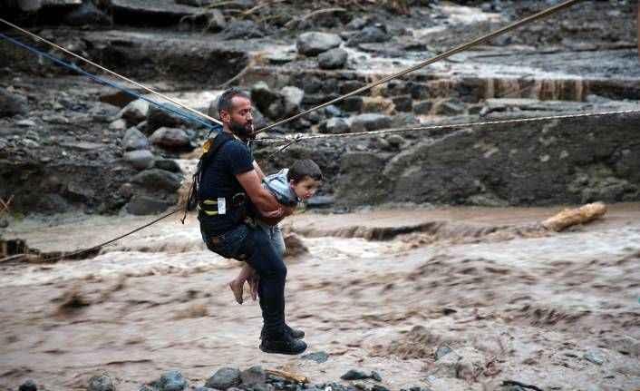 Sel felaketinden acı haber geldi