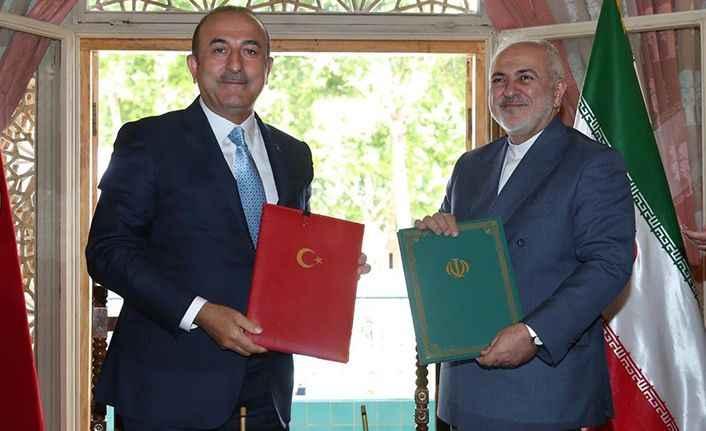 Bakan Çavuşoğlu'ndan İran çıkarması