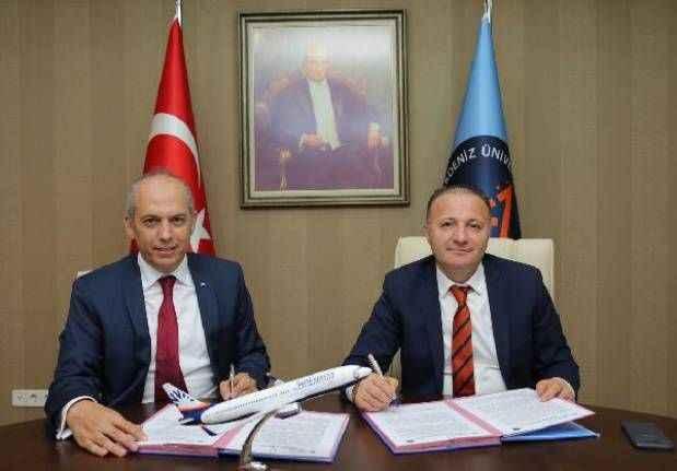 Akdeniz Üniversitesi ve SunExpress arasında protokol