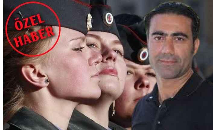 'Rus polislere ve memurlara Türkiye yolu açıldı'