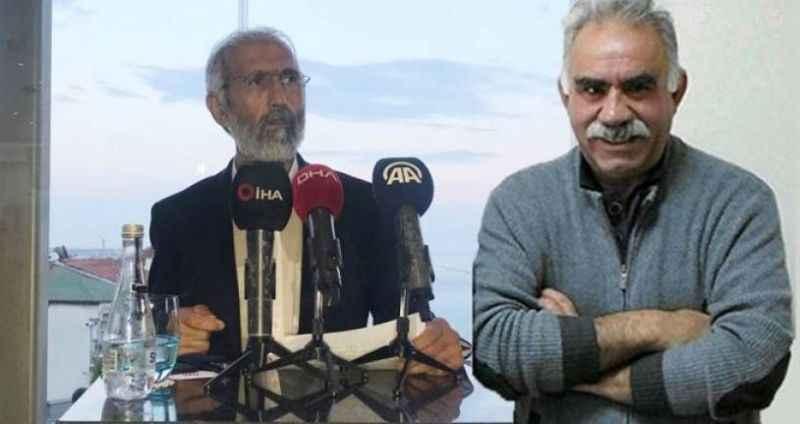 Teröristbaşı Öcalan'la yaptığı gizli görüşmenin perde arkasını anlattı