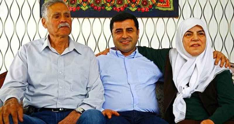 Demirtaş'ın annesinden Erdoğan'a çağrı: Ona siyaset yaptırmayacağım