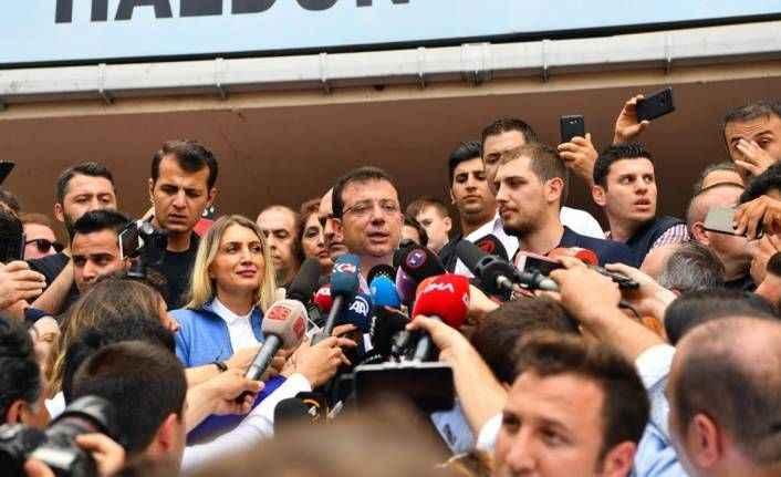 İstanbul yine 'İmamoğlu' dedi