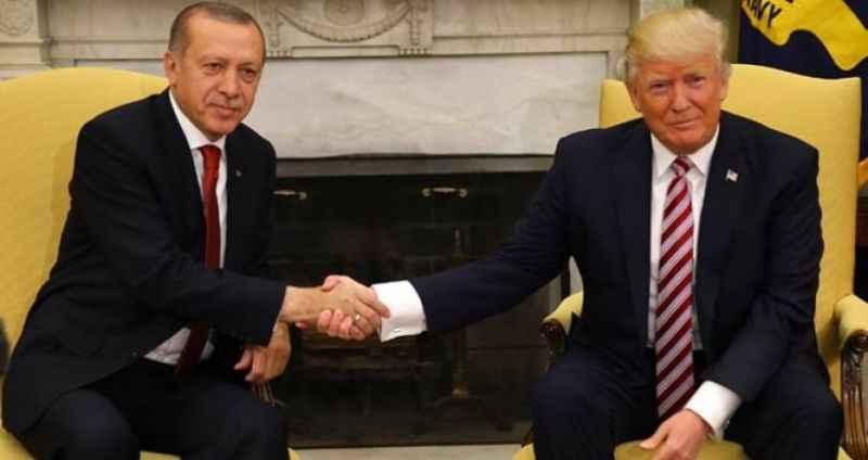 Erdoğan ile Trump'ın görüşeceği tarih belli oldu