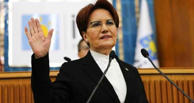 Seçim sonrası Akşener'den Erdoğan'a kritik çağrı