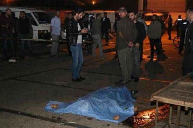 Antalya'da pazarcıyı gözlerini kırpmadan öldürmüşlerdi! Hakim karşısına çıktılar
