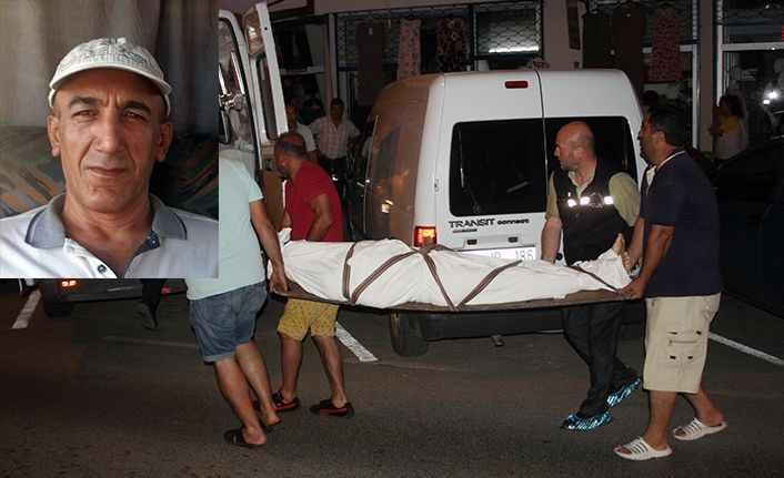 Manavgat'ta çatı katında korkunç manzara! Ölü bulundu