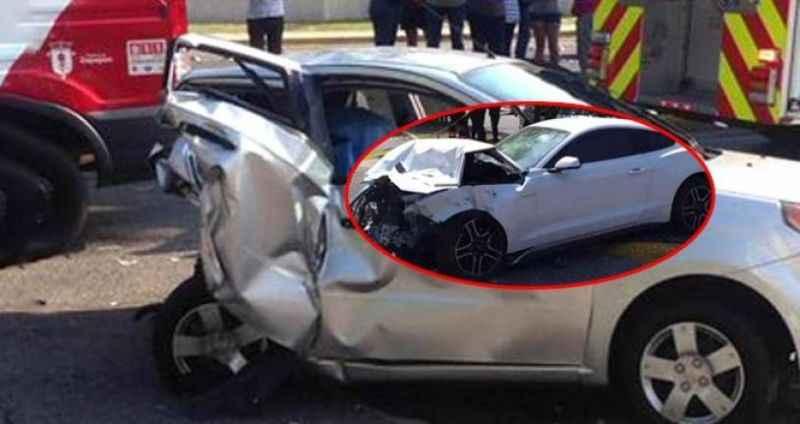 Futbolcunun karıştığı kazada, kendi düğününe giden çift öldü!
