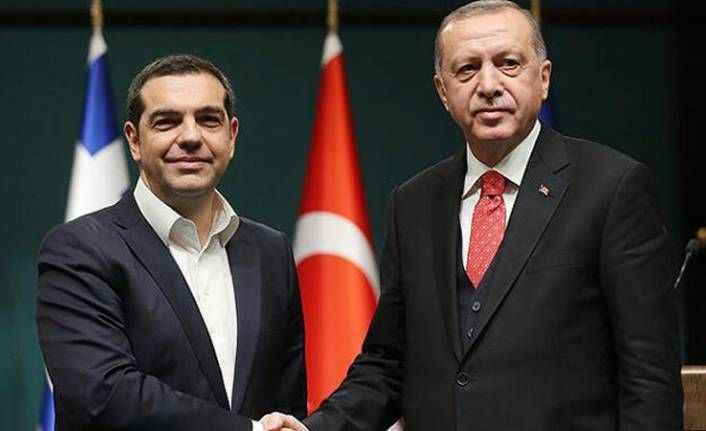 Çipras'tan Erdoğan'a yanıt