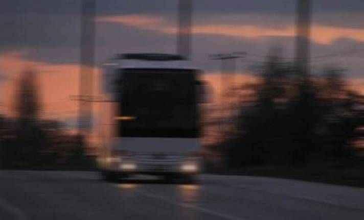 Şehirlerarası otobüste iğrenç olay!