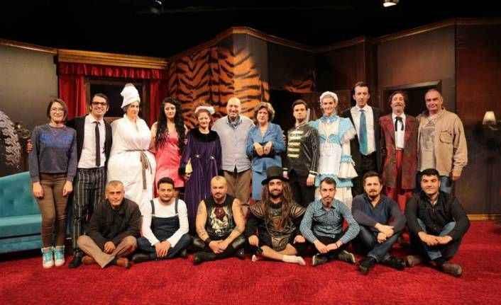 Alanya Belediye Tiyatrosu'nu artık tüm Türkiye tanıyor