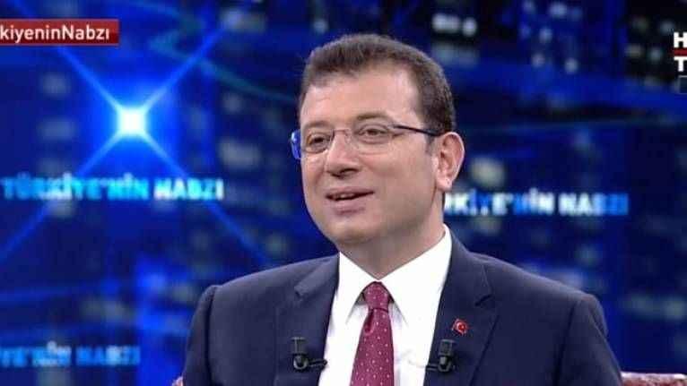 Ekrem İmamoğlu: Çalışmak istediğim AK Partili isimler var!