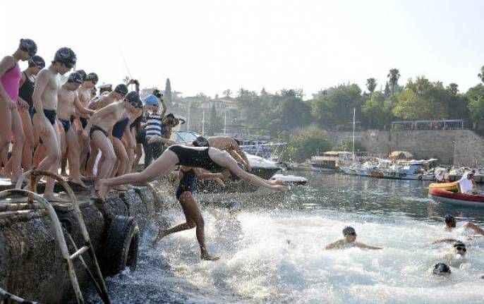 Antalya'da Kabotaj Bayramı hazırlıkları tamamlandı