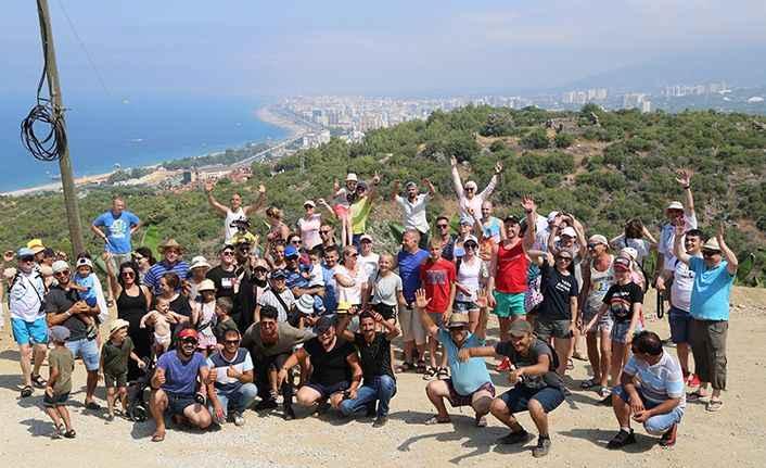 Alanya, turistleri büyülemeye devam ediyor
