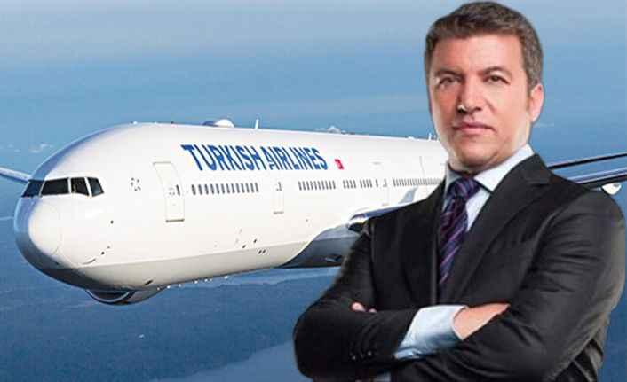 Gazeteci Küçükkaya'nın içinde bulunduğu Antalya uçağında büyük panik!