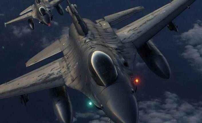'Öcalan' adı verilen F-16'nın hikâyesi