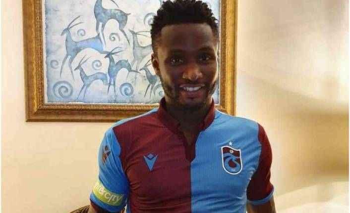 John Obi Mikel resmen Trabzonspor'da