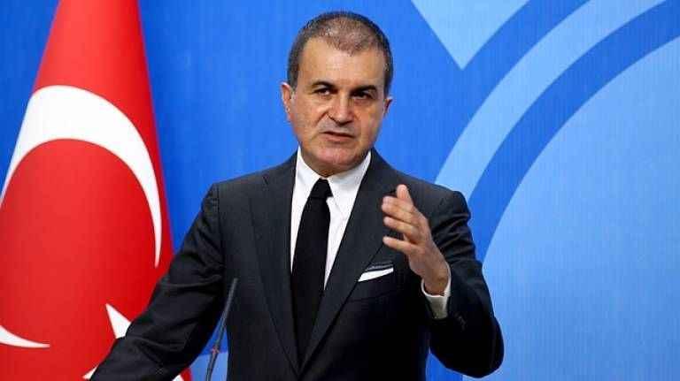 AK Parti Sözcüsü Çelik: Vatandaşlarımızı derhal serbest bırakın