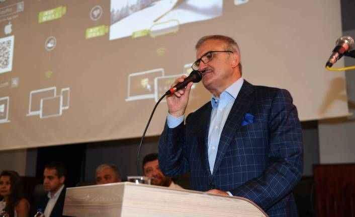 """Vali Münir Karaloğlu: """"Pansiyonculuk turizmi yapmalıyız"""""""