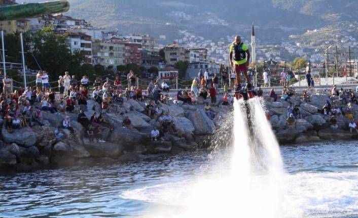 Alanya'da Kabotaj Bayramı coşkusu