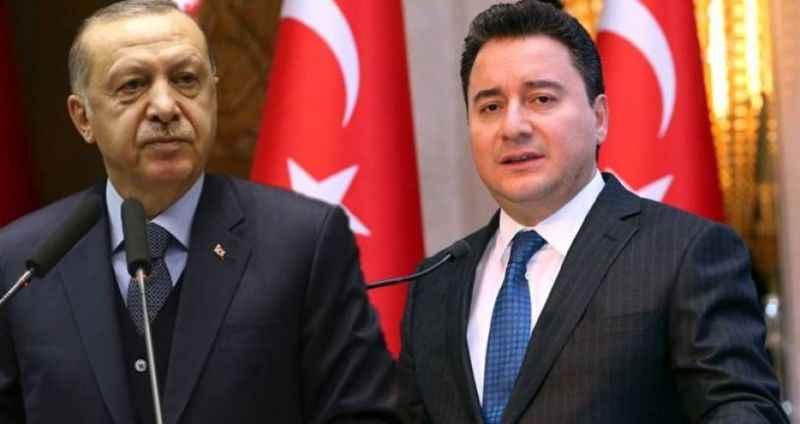Erdoğan, Babacan'a açıkça sordu: Parti mi kuruyorsun?
