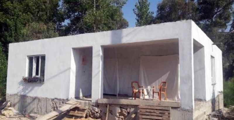 Antalya'da fırsatçılar hazine arazilerinde yakalandı