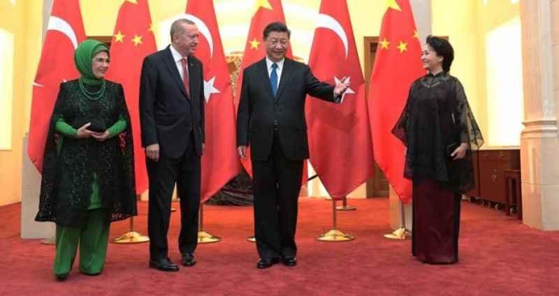 Cumhurbaşkanı Erdoğan Çin'de!