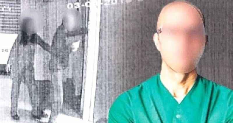 Tecavüz suçlamasıyla tutuksuz yargılanan profesörün sicili kabarıkmış