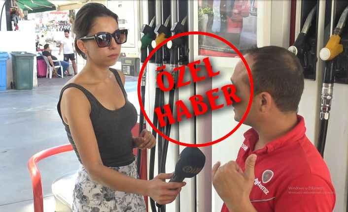 Zam zam zam! Benzin 26 kuruş arttı: Vatandaş içini Dim TV'ye döktü