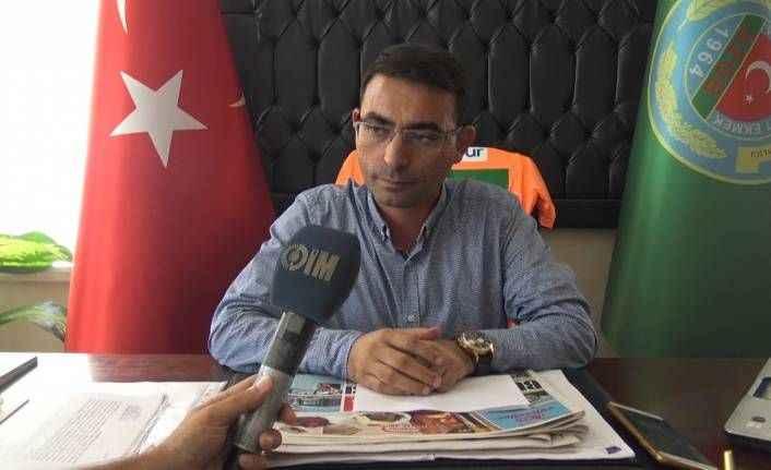 Başkan Göktepe'den tarım değerlendirmesi: 'Devlet destek vermeli'
