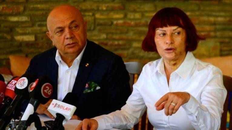 Sarar çiftine dehşeti yaşatmışlardı! Türkiye'ye iade edildiler