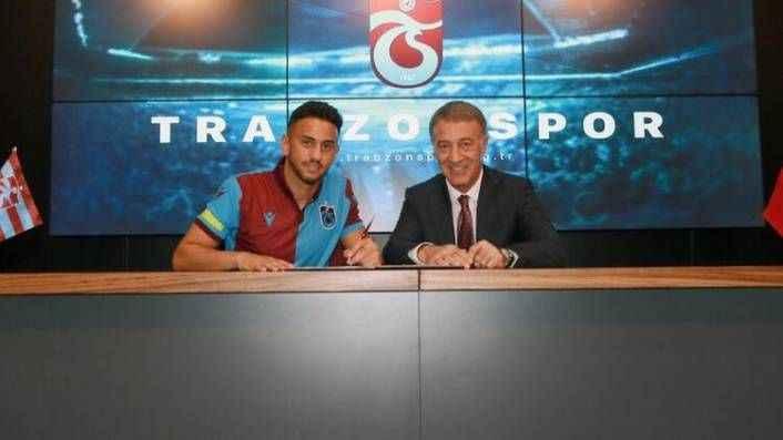 Trabzonspor bir transferini daha KAP'a bildirdi!