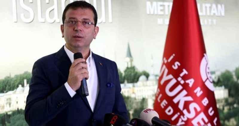 İmamoğlu, Taksim ile ilgili projesini anlattı