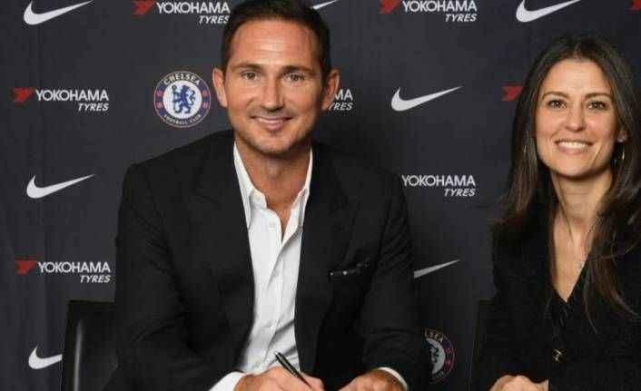 Chelsea'nin yeni teknik direktörü resmen Frank Lampard!