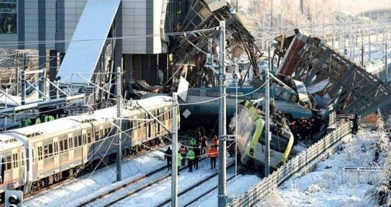 Ankara'da, 9 kişinin öldüğü tren faciasının 3 nedeni belli oldu!