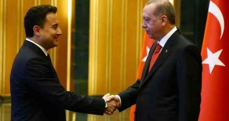 Cumhurbaşkanlığından Erdoğan-Babacan görüşmesiyle ilgili ilk açıklama