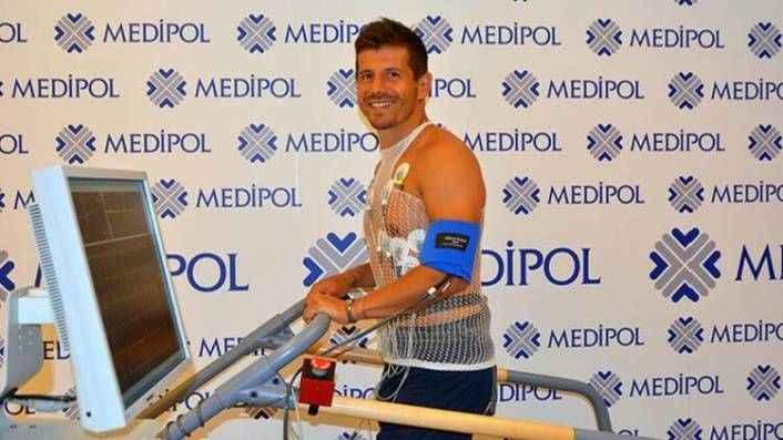 Emre Belözoğlu'nun metabolik yaşı 27 çıktı!
