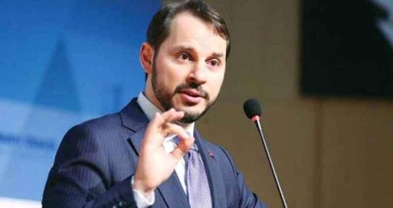 """Albayrak, """"17 yıllık AK Parti döneminde bir ilk"""" deyip müjdeyi açıkladı"""