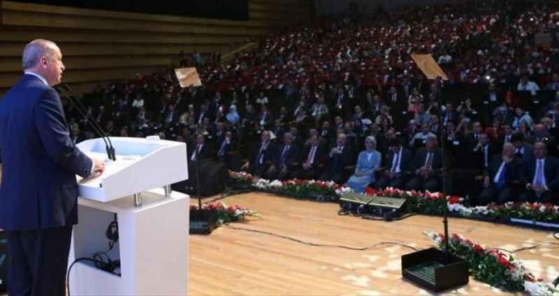 Cumhurbaşkanı Erdoğan tartışmalara son noktayı koydu: Geriye dönüş yok