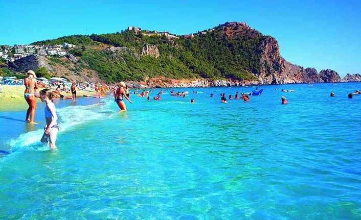 İşte Alanya plajlarının notu! 'Mükemmel' seviyesine çıktı
