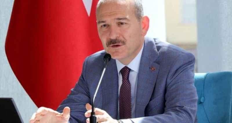 İçişleri Bakanı Soylu'dan Reyhanlı'daki patlamayla ilgili açıklama