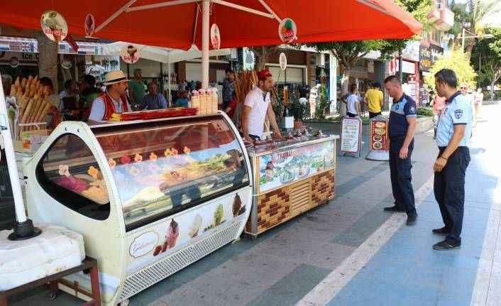 Büyükşehir'den dondurma fiyatları denetimi