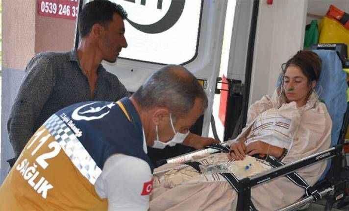 Zehirlenme şüphesi! 17 kişi hastaneye kaldırıldı