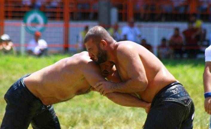 Antalyalı pehlivanlar Kırkpınar'a damga vurdu